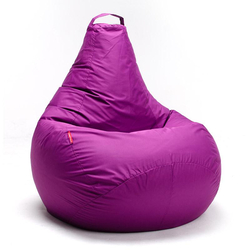 Кресло-мешок фиолетовый в аренду в Екатеринбурге