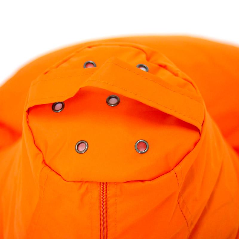 Кресло-мешок оранжевый в аренду в Екатеринбурге