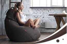 Размер кресла-мешка. Какой выбрать?