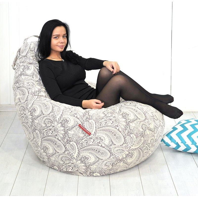 """Кресло-мешок БОСС """"Мехенди"""""""