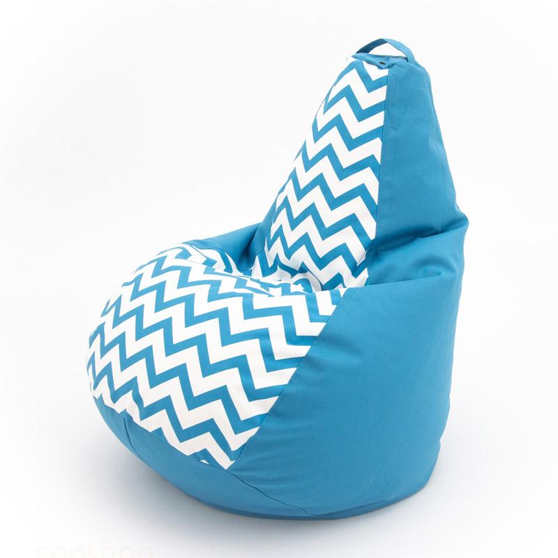 """Кресло-мешок Классик """"Крок Блу"""""""