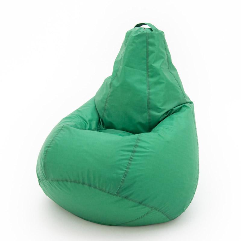 """Кресло-мешок Конкурент """"Зелёный"""""""