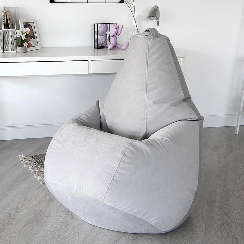"""Кресло-мешок Мах """"Сохо Грэй"""""""